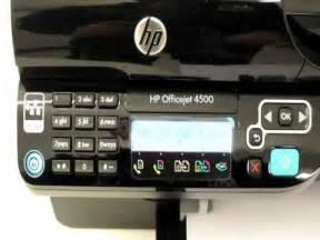 Hp Officejet J4500 Y J4600 Series