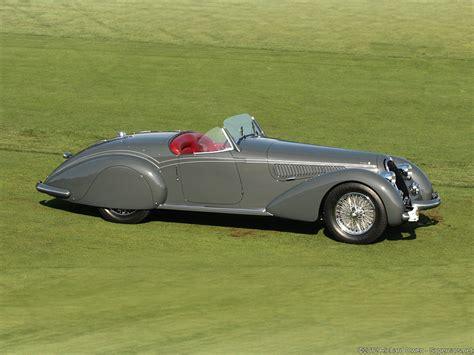 1938 Alfa Romeo 8c 2900b Lungo Spyder Supercarsnet