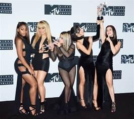 Fifth Harmony MTV Music Awards 2016