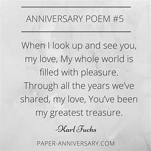 Www.anniversary Poems