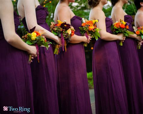 Fall Wedding In Asheville At Biltmore Estate