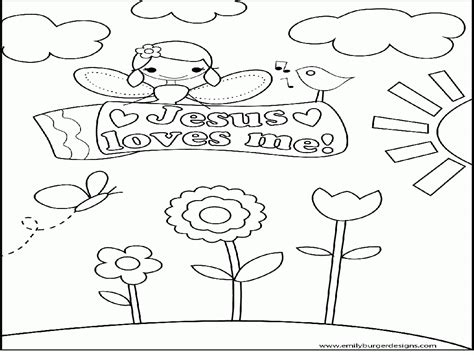 jesus loves  coloring pages printables coloring home