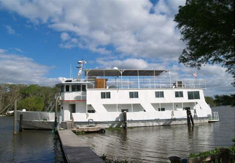 Houseboat Yacht by 1977 Houseboat Power New And Used Boats For Sale