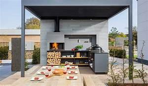 L39univers De La Cuisine Exterieure Et Ambiance Barbecue Co