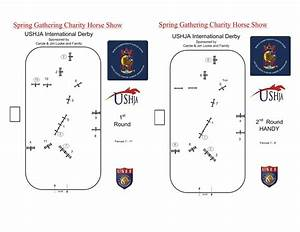 Ushja Derby Course Diagram