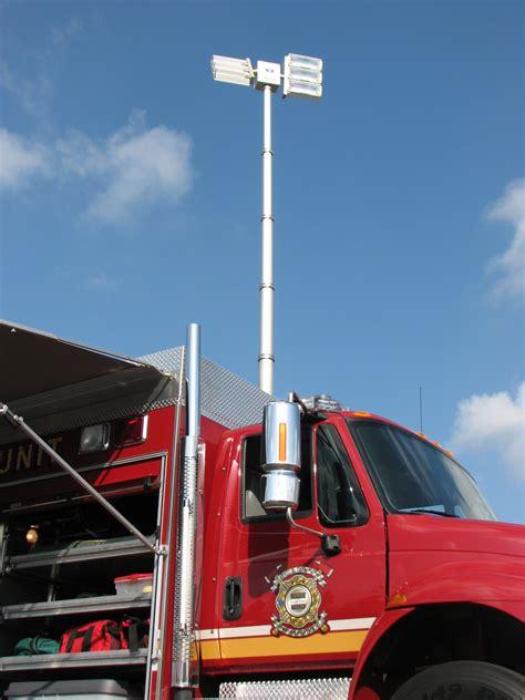 light towers for will burt scan powerlite hdt led light tower