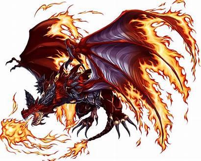 Dragon Feu Manga Unit Rouge Crimson Dragons