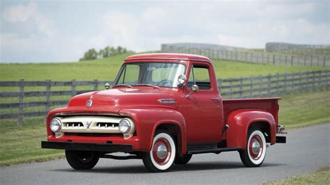 Why Vintage Ford Pickup Trucks Are The Hottest New Luxury