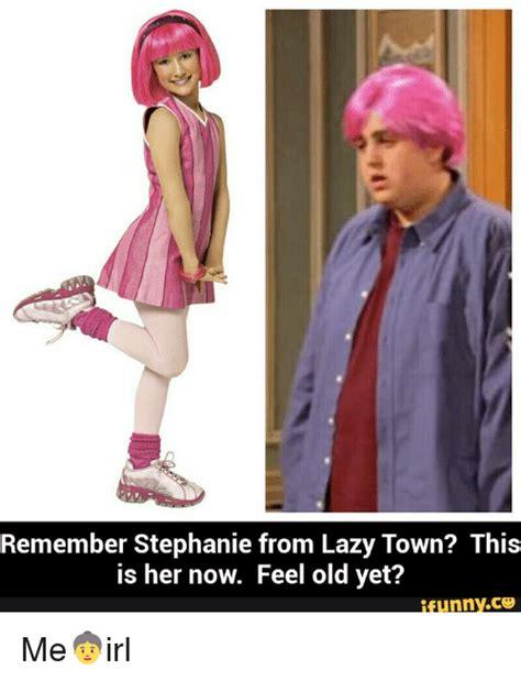 Lazy Town Meme - search lazytown memes on me me