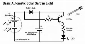 solar lighting wiring diagram get free image about With solar garden light wiring diagram
