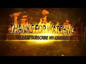 THANKS FOR WATCHING.PLEASE SUBSCRIBE MY CHANNEL - YouTube