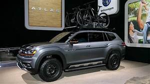 VW Atlas Basecamp Concept Previews Accessories For Trail