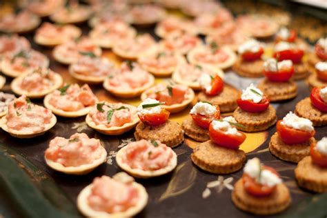 canapes and nibbles hors d 39 oeuvre