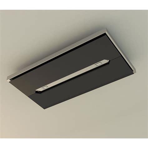 hotte de cuisine avec filtre a charbon airforce gemma verre hotte plafond pour la cuisine