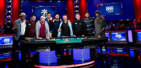 wsop main event final table 2017 2017 wsop final table tv schedule and viewing guide