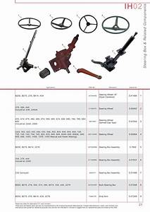 Case Ih Catalogue Front Axle  Page 27