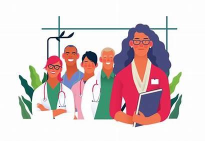Hospital Administrator Medical Staff Office Management Clip
