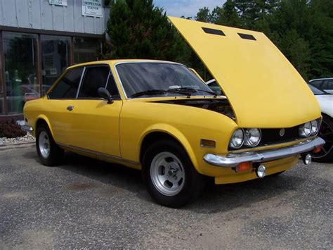 Fiat 124 For Sale by 1972 Fiat 124 Sport Coupe For Sale Classic Italian Cars