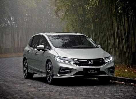 Honda Jade 20182019  A New Face And A Turbo Engine