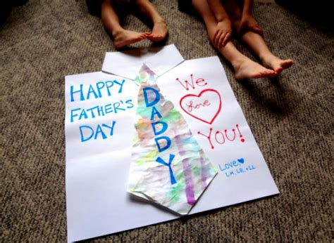 fathers day crafts  kids      man