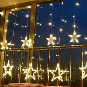 line Cheap Christmas Decorations Lights 2m Length Star