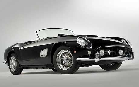 Cars Posters 250gt by Chris 250gt California Spider Telegraph