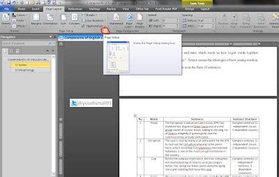 membuat orientasi layout berbeda  satu file