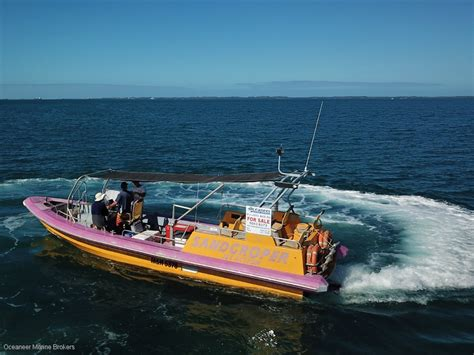 Jet Boat Yacht by Used Westboats 10m Aluminium Jet Boat For Sale Boats For