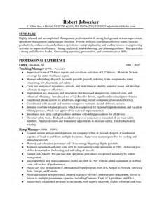 dispatcher resume objective exles best photos of dispatcher resume templates dispatcher