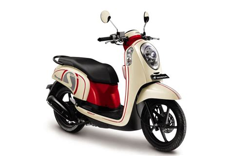 Honda Scoopy 2019 Image by Ahm Releases New Honda Scoopy Fi