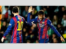 Neymar 'Spectacular' Messi a friend on and off the field