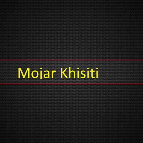 Mojar Khisti Youtube