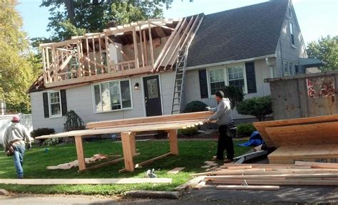 Modify Car Roof by Raising A Roof Adding A Dormer Changing A Roof Line Cost