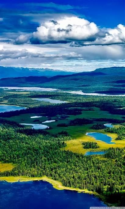 Denali National Park Alaska Preserve Tablet Smartphone