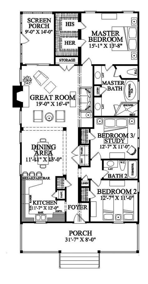 Narrow Lot House Plans 25 Best Ideas About Narrow Lot House Plans On Narrow House Plans Retirement House
