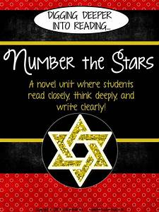 Number The Stars  A Novel Study And Teaching Guide