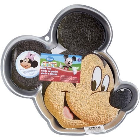 mickey mouse clubhouse mickey mouse cake pan wilton