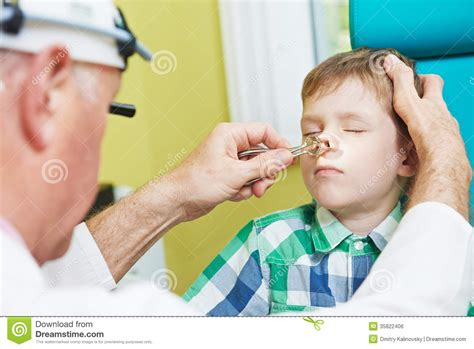 Eye Nose And Throat Doctor