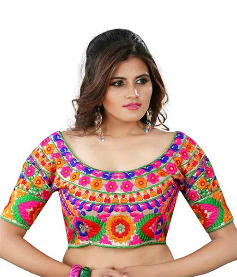 trendy types  saree blouse designs patterns