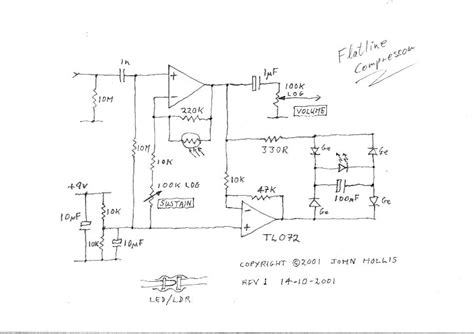 john hollis assorted circuit designs