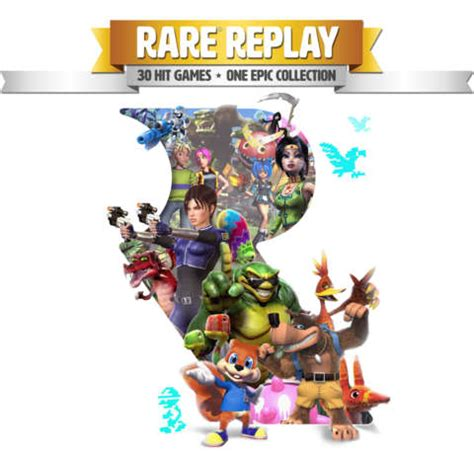rare replay gamespot