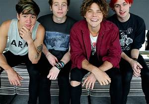 8 Stars You Didn't Know Were 5 Seconds of Summer Fans - J-14