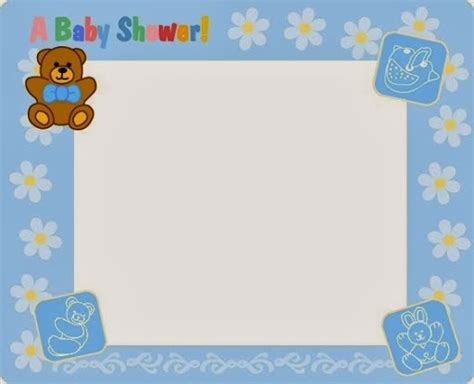 Como Descargar Plantillas De Ark Templates by Baby Shower Tarjetas Para Imprimir Gratis Ideas Y