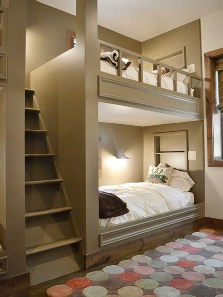 built  bunk beds plans bed plans diy blueprints