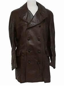 Leather Barnstormer/Car Coat - possible match? | War ...