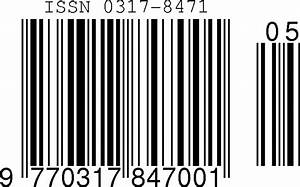 International Standard Serial Number - Wikiwand