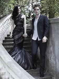 Kristen Stewart & Robert Pattinson at Harper's Bazaar ...
