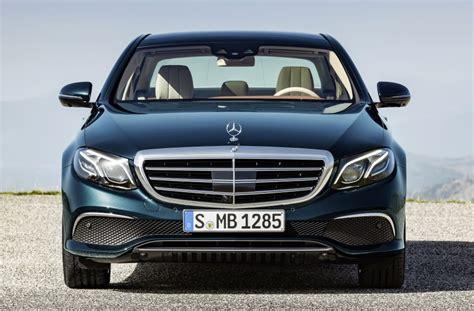 W213 Mercedes-Benz E-Class – full details, pics, video ...