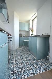 leroy merlin carrelage hexagonal With resine sol interieur sur carrelage