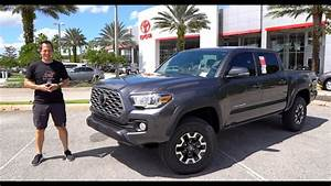 Is The 2020 Toyota Tacoma Trd 6